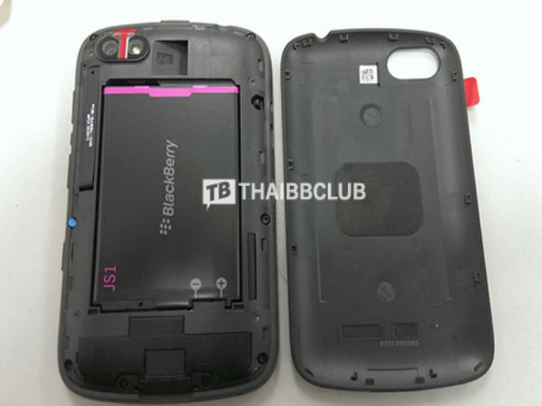 BlackBerry 9720 Leaked Image 8