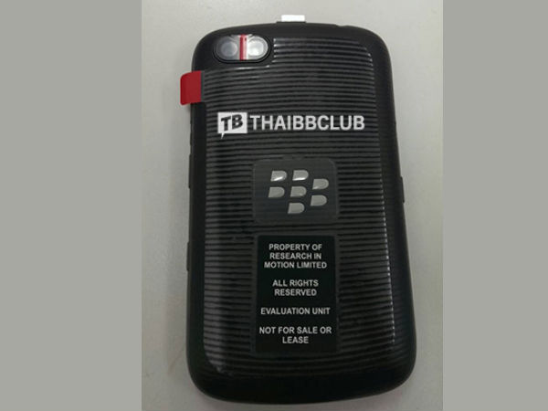 BlackBerry 9720 Leaked Image 9