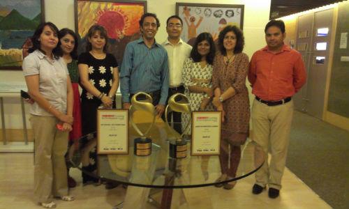 Aircel wins Awards At The World HRD Congress Awards 2013