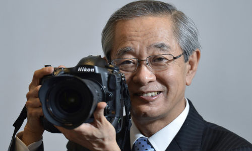 Nikon Smartphone Coming Soon Hints Chief Executive