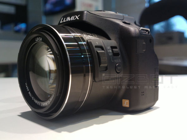 Panasonic Lumix DMC GH3