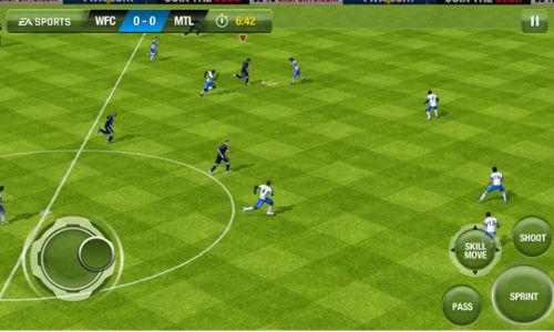 FIFA 13 Arrives To Nokia Lumia Phones Running On Windows Phone 8