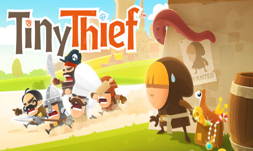 Tiny Thief: Rovio Stars And 5 Ants Launch New Game For iOS And Android