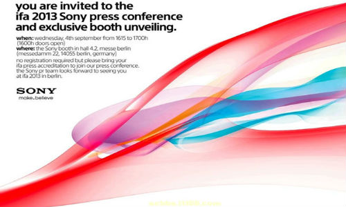 Sony IFA Berlin Invitation Sparks Interest in Honami Smartphone