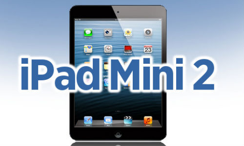 Apple iPad Mini 2 with Retina display Delayed Further, Possibly coming