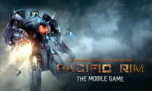 Reliance Games launches Official Mobile Game for Pacific Rim
