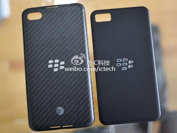 BlackBerry A10 Leaked Image 1