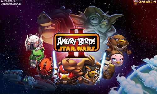 Rovio's Angry Birds Star Wars 2 To Launch On September 19