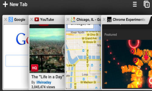 Chrome Browser For iOS Updated