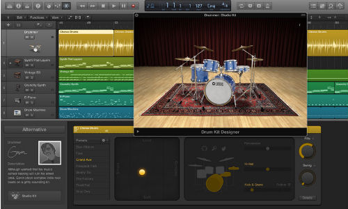Apple Launches Logic Pro X With iPad Remote App