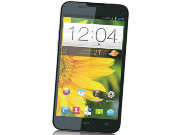 A 5-inch qHD phone with quad-core processor and Android 4.2 Jelly Bean