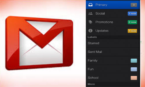 New Gmail Inbox Unveiled with Customizable Features