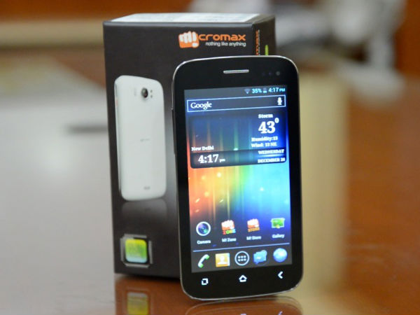Micromax Canvas 2 A110 Specs and Price