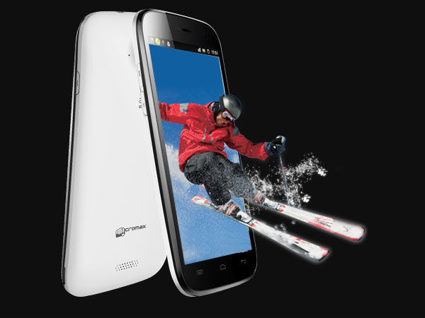 Micromax Canvas HD A116 Price and Specs