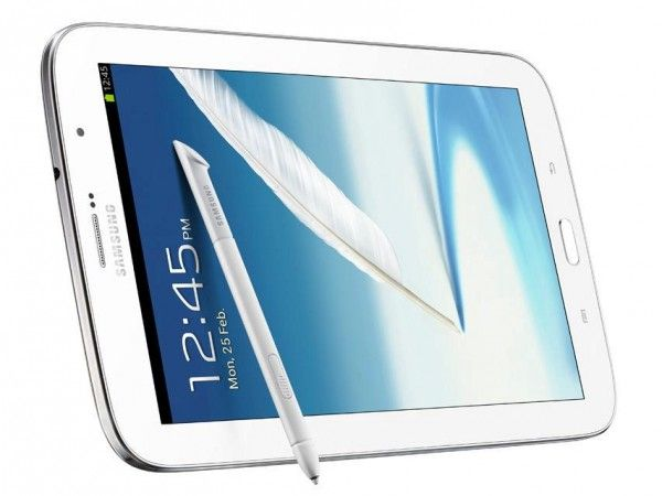 8-incher with S Pen and Quad Core inside