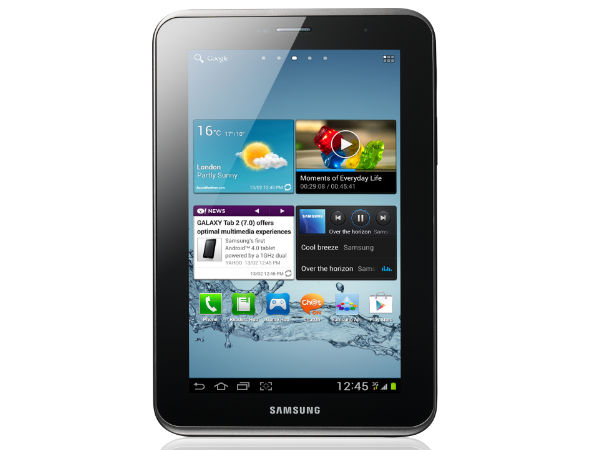 Mid range tablet with 3G voice calling