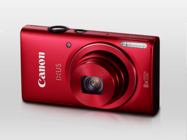 Stylish Point-and-shoot camera