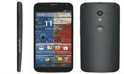 Moto X  Press Shots Leaked Ahead of August 1 Announcement