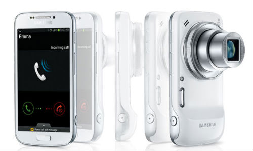 Samsung Galaxy S4 Zoom Up For Pre order at Rs 29,390