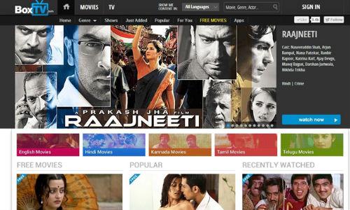 BoxTV.com Premium Video Service Reaches 50 Million Views in 4 Months