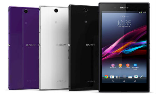 Sony Xperia Z Ultra Now Available For Buying at Rs 44,990