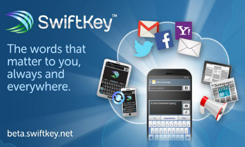 SwiftKey Cloud Launched: To Help Users Synk Typing Habits
