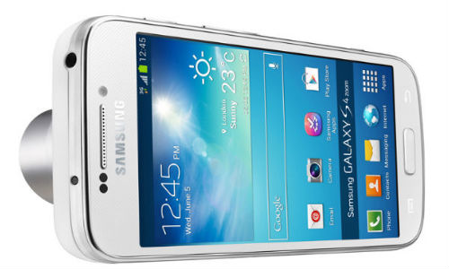 Samsung Galaxy S4 Zoom Available For Buying at Rs 29,390