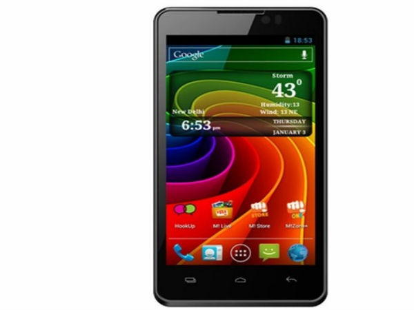 Dual Core Smartphone at an affordable price