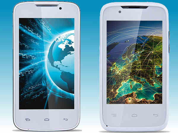 Lava Iris 356 and Iris 402: Budget Handsets With Dual Core Processor