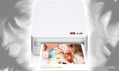 LG Launches PD233 Pocket Photo Printer in India At Rs 14,990
