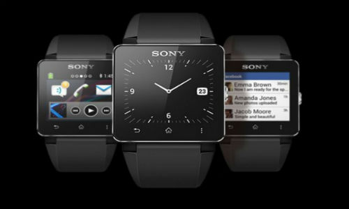 Sony To Launch SmartWatch 2 in India By First Week of September