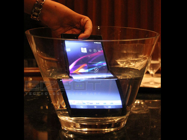 Sony Xperia Z Ultra Hands On: First Look