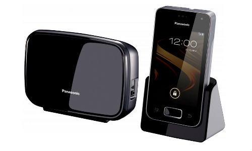 Panasonic KX-PRX120 Home Based Android Smartphone Announced