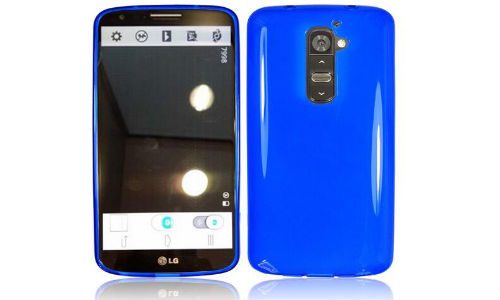 LG G2 Spotted Online With Colorful Back Panel