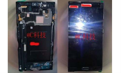 Samsung Galaxy Note 3 Prototype Image Leaked Again
