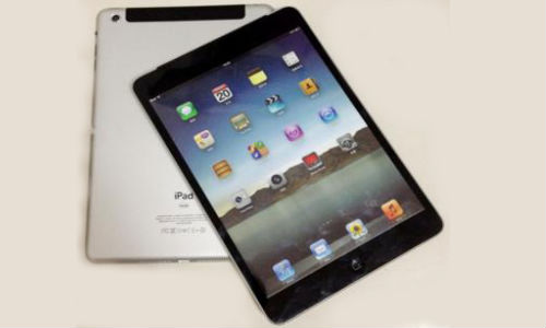 Apple iPad Mini with A6 Processor in Works