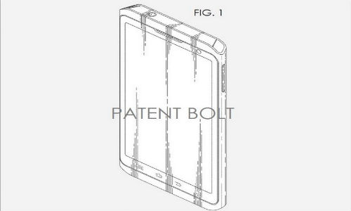 Samsung to Dress S4 Successor in Metallic Body, Claims New Patent