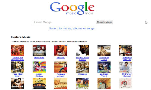 Google Kills Again: This Time Shuts Down India Music Service