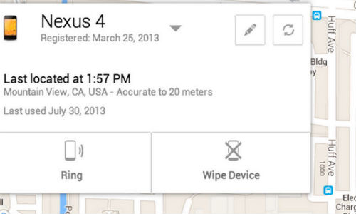 Google to Release Android Device Manager this Month