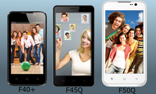 Fly Mobile to Launch F50Q, F45Q and F40+ in India Very Soon