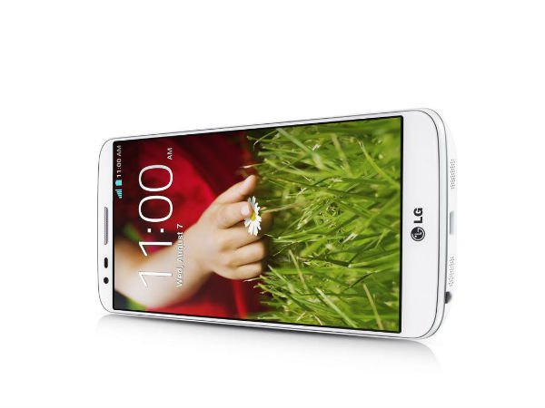 LG G2 features 5.2-inch FHD display