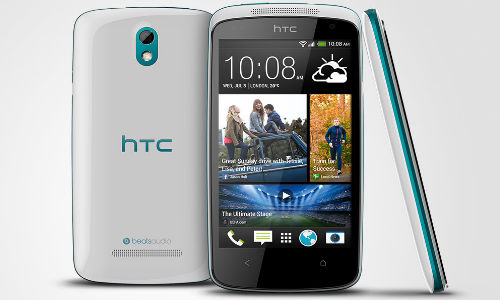 HTC Desire 500 Debuts in Europe, Coming to India Soon To Take On Mid-R