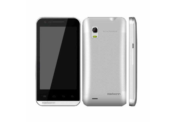 Karbonn Smart A11 comes with 4.7-inch Display