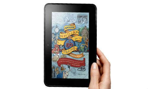 New Amazon Kindle Fire Tablet To Launch Next Month