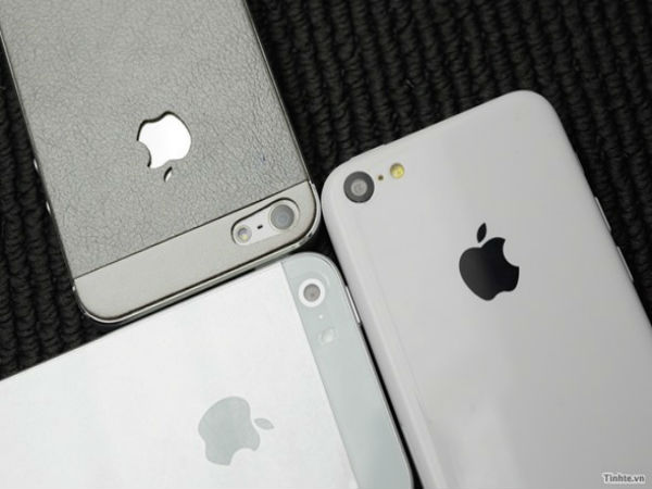 iPhone 5S to be available later in September ?