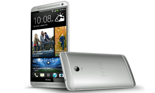 HTC One Max Press Image Leaks Online Once Again