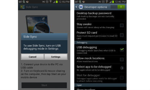 Samsung Galaxy Note 3 To Come With SideSync App And 3450mAh Battery