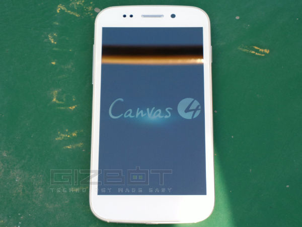 Micromax Canvas 4: Hands on Review