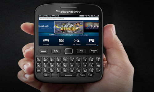 BlackBerry 9720 Now Official: 5 Features of QWERTY Smartphone