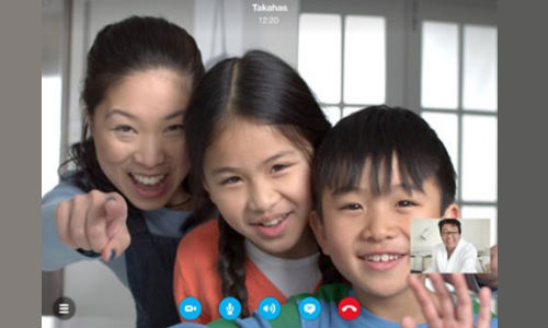 Microsoft Updates Skype with HD Video Calling For iPhone 5 and iPad 4